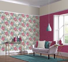 How To Choose Wallpaper Design Update Your Home With A Feature Wall My Weekly