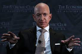 The Bezos way: sleep, puttering, and ...
