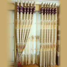 large home interior 1 ready made curtains for bay windows prodigious window of jacquard fabric home interior 0