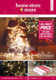Christmas Outdoor Rope Light 3d Train Home Store More Uk December 2019 By Home Store More Issuu