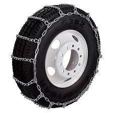 Peerless Tire Chains Chart Peerless Truck Tire Chains With Rubber Tighteners 0222930