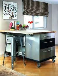 portable kitchen island table. Kitchen Island Furniture Pieces Movable Islands Rolling Are Usually Multipurpose Portable Table L