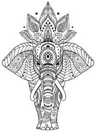 Advanced Mandala Coloring Pages Online Pdf In Free Bitsliceme