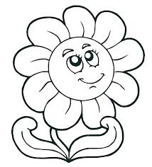 Summer Fun Printable Coloring Pages Preschool Sheets Free Simple For