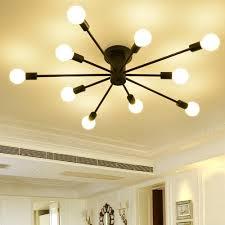 modern creative led ceiling lamp