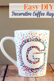 Enjoy a Starbucks Latte at home in your awesome new DIY Decorative Coffee  Mug. Follow