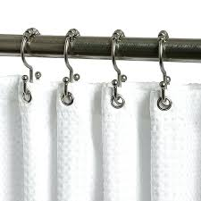 chrome shower curtain rings chrome shower curtain rings shower hooks c shape croydex