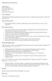 Retail Stock Clerk Sample Resume | Nfcnbarroom.com