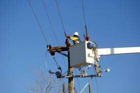 electrical power line installers and repairers gulf jobs