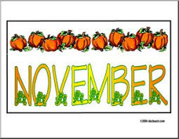 november calendar header calendar november header frogs abcteach