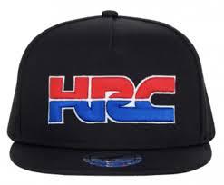 flat honda hrc cap big logo