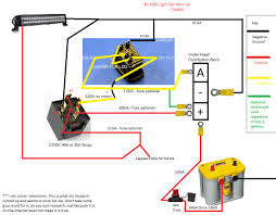 wiring v led lights diagram wiring diagram schematics led light bar relay wire up polaris rzr forum rzr forums net
