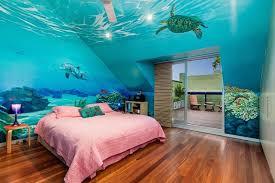 mermaid themed bedroom sea bedrooms