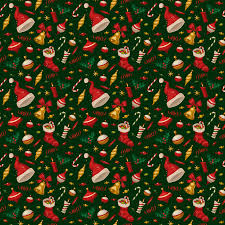 Christmas Pattern Extraordinary Christmas Pattern 48 By Anitess On DeviantArt