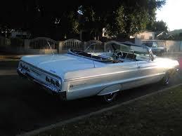 1964 chevy impala ss convertible (repost)