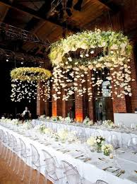 chandelier wedding decor lovely make with hula hoops and flowers or petals or paper or ribbon