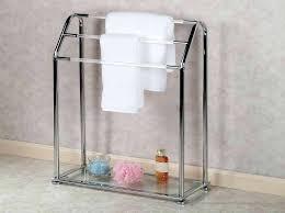 standing towel rack oil rubbed bronze. Stand Alone Towel Rack Remarkable Design Ideas For Freestanding Free Standing Elegant Racks Bathrooms . Oil Rubbed Bronze
