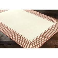 orange and blue area rug orange and cream rug burnt orange cream indoor outdoor area rug