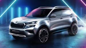Click here to know more about the new kushaq. Prior To Launch Skoda Kushaq Suv Previewed In Official Sketches