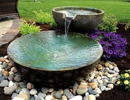 best small water features ideas on small garden water fountains for small backyards