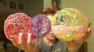Decorative Items With Paper How To Make Decorative Balls For Baby Showers Youtube