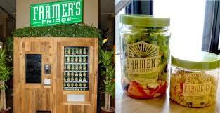Organic Food Vending Machines