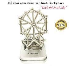 Bộ xếp hình nam châm BuckyBars gồm 27 viên bi 8mm và 36 thanh nam châm vĩnh  cửu FULLBOX - P731586   Sàn thương mại điện tử của khách hàng Viettelpost