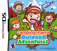 Small Picture Amazoncom Camping Mama Outdoor Adventures Nintendo DS Majesco