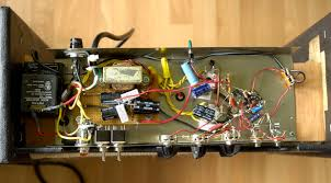 guitar tube amp 25 steps (with pictures) elevated heater supply at Tube Amp Wiring