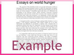 world hunger essay essays on world hunger college paper help