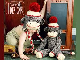 Sock Monkey Pattern Impressive Classic Twist Sock Monkey Hat And 48 Inch Sock Monkey Doll PDF