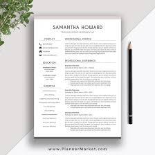 Resume Templates 3 Resume Tips
