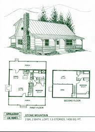 Small Picture cabin home plans with loft Log Home Floor Plans Log Cabin Kits