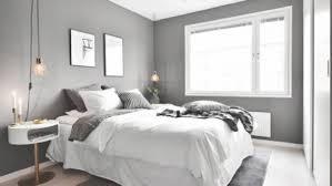 Slaapkamer Behang Grijs
