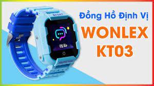 Wonlex KT03 - Đồng Hồ Định Vị Bảo Vệ Con Trẻ Trước Nạn Bắt Cóc  [Hieuhien.vn] - YouTube