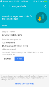 Your Bids Google Adwords How Can Lowering A Bid Result In More Clicks