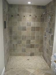 Tiled Bathroom Floors Photos Of Tiled Shower Stalls Photos Gallery Custom Tile Work