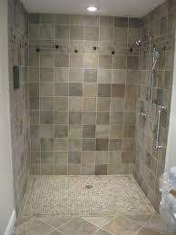 Mosaic Bathroom Tile Designs Cool Chrome Polished Free Standing Head Shower Single Handle