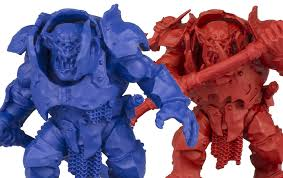 a popular technique for painting citadel miniatures is to use an airbrush for basecoats and layers achieving a smooth neat basecoat or layer in
