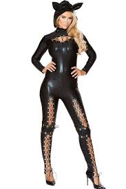 black faux leather catwoman catsuit y cosplay costume 038114 animal costumes for women y animal costumes animal costumes animal