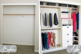 reach in closet organizers do it yourself. Closet Organizers Do It Yourself DIY Kit For Under 50 Hometalk 6 Reach In