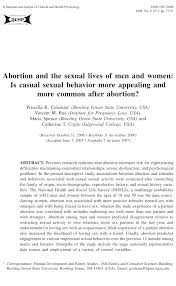 Anal sex and abortions