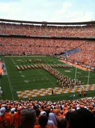 Tennessee Volunteers Football Seating Chart Details About 3 Mississippi St Bulldog Vs Tennessee Volunteer Football Tickets Lower Level