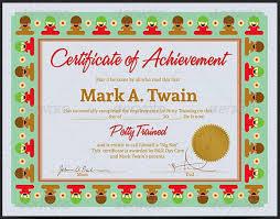 Certificate Border Word Inspiration Training Certificate Templates