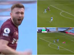 Man City 1-2 Leeds: Stuart Dallas scores injury-time winner