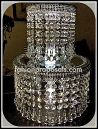 how to make a crystal chandelier new 255 best bling crystal diamond cake and cupcake stands images on