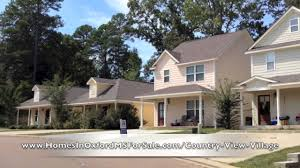 Countryview Village | Oxford MS | Homes For Sale