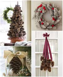 diy christmas d cor ideas using pine cones recyclart