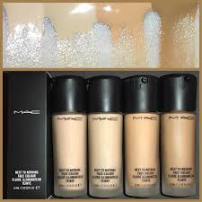 mac next to nothing foundation best no makeup makeup foundation