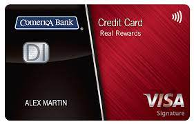 Our credit cards are not only convenient and secure; Apply For A Credit Card View Our Rewards Programs Comerica